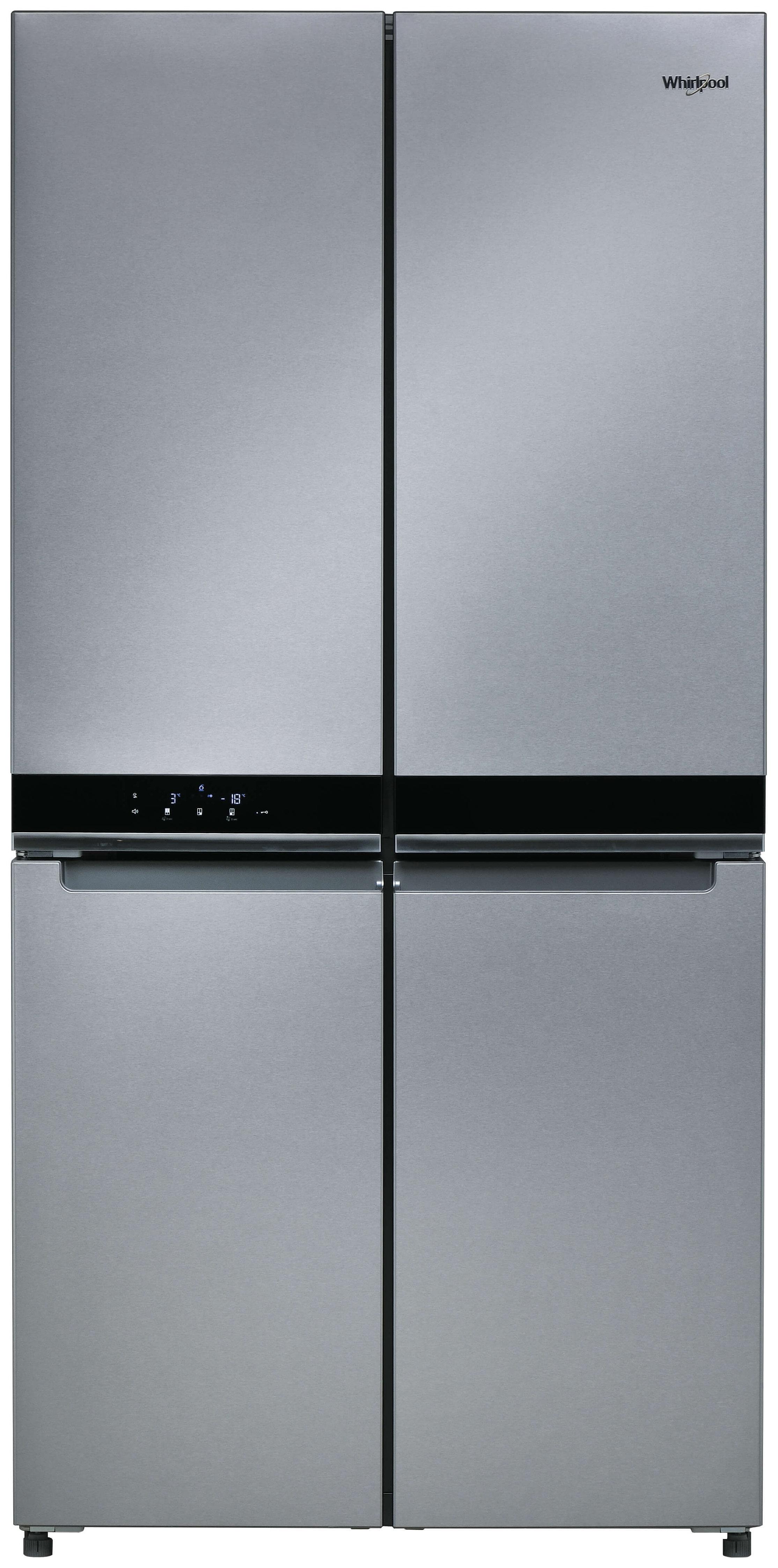 Холодильник Whirlpool WQ9 E1L Silver фото