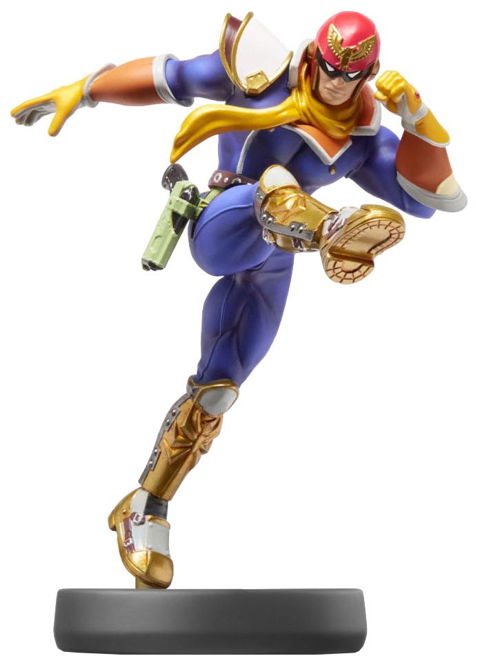 Фигурка Nintendo amiibo Super Smash Bros Captain