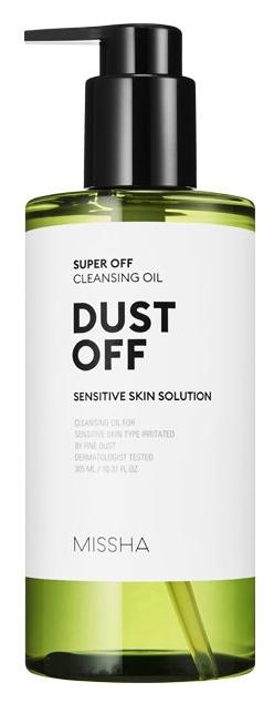 Купить Масло для лица Missha Super Off Cleansing Oil - Dust Off 305 мл