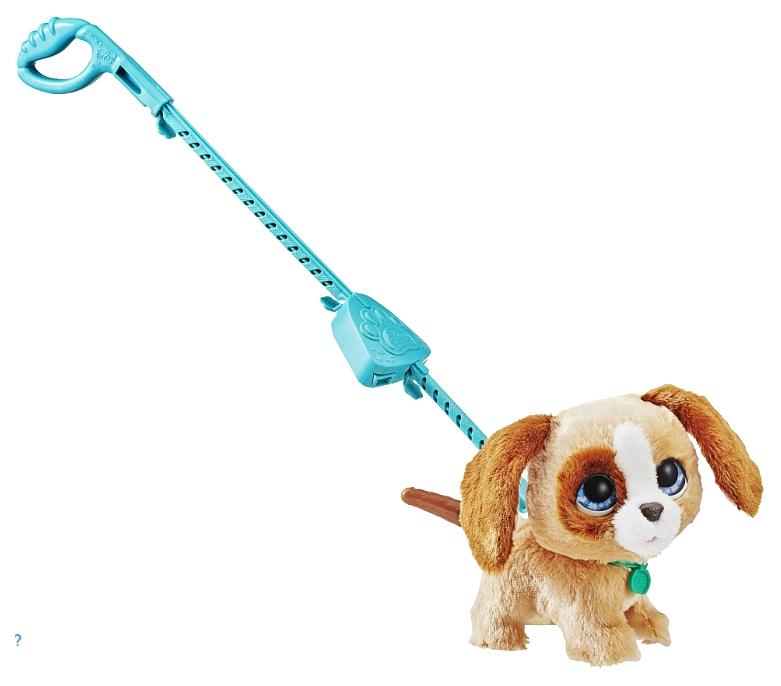 Купить Интерактивное животное Hasbro Furreal Friends Большой питомец на поводке E3504, Интерактивные игрушки FurReal и Furby