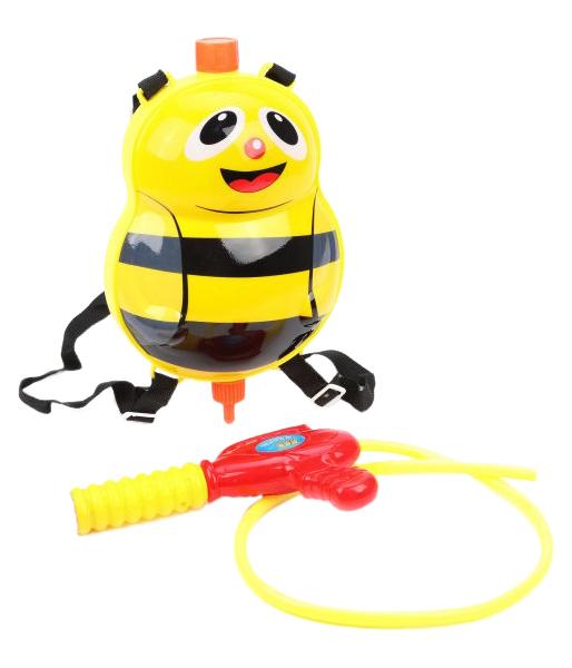 Набор Бластер Наша Игрушка водяной с рюкзаком Пчелка 2016-18B