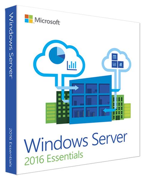 Операционная система Microsoft Windows Server Essentials 2016