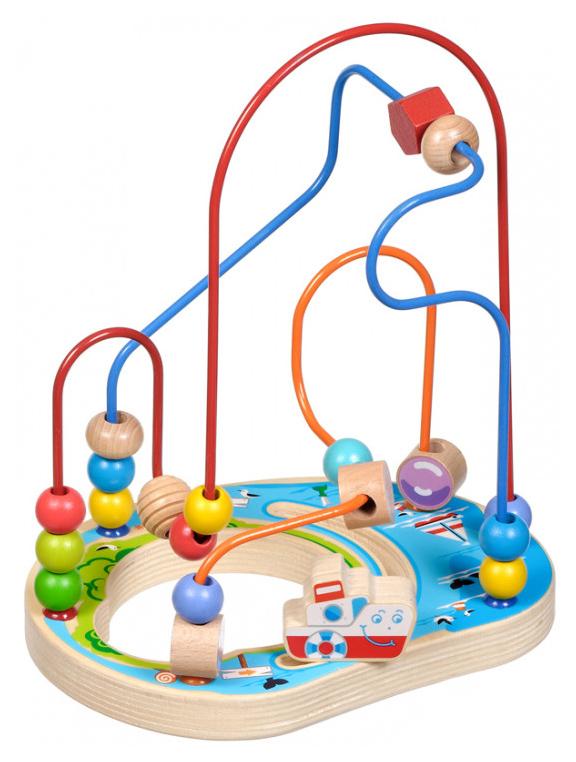 Деревянная игрушка Морское путешествие Д435.