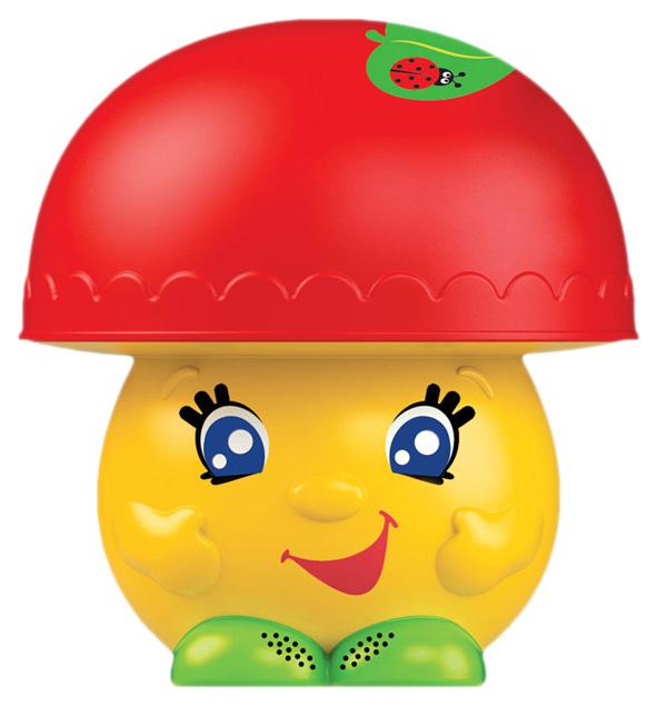 Развивающая игрушка Азбукварик Музыкальный грибок 29001-4 20 фраз