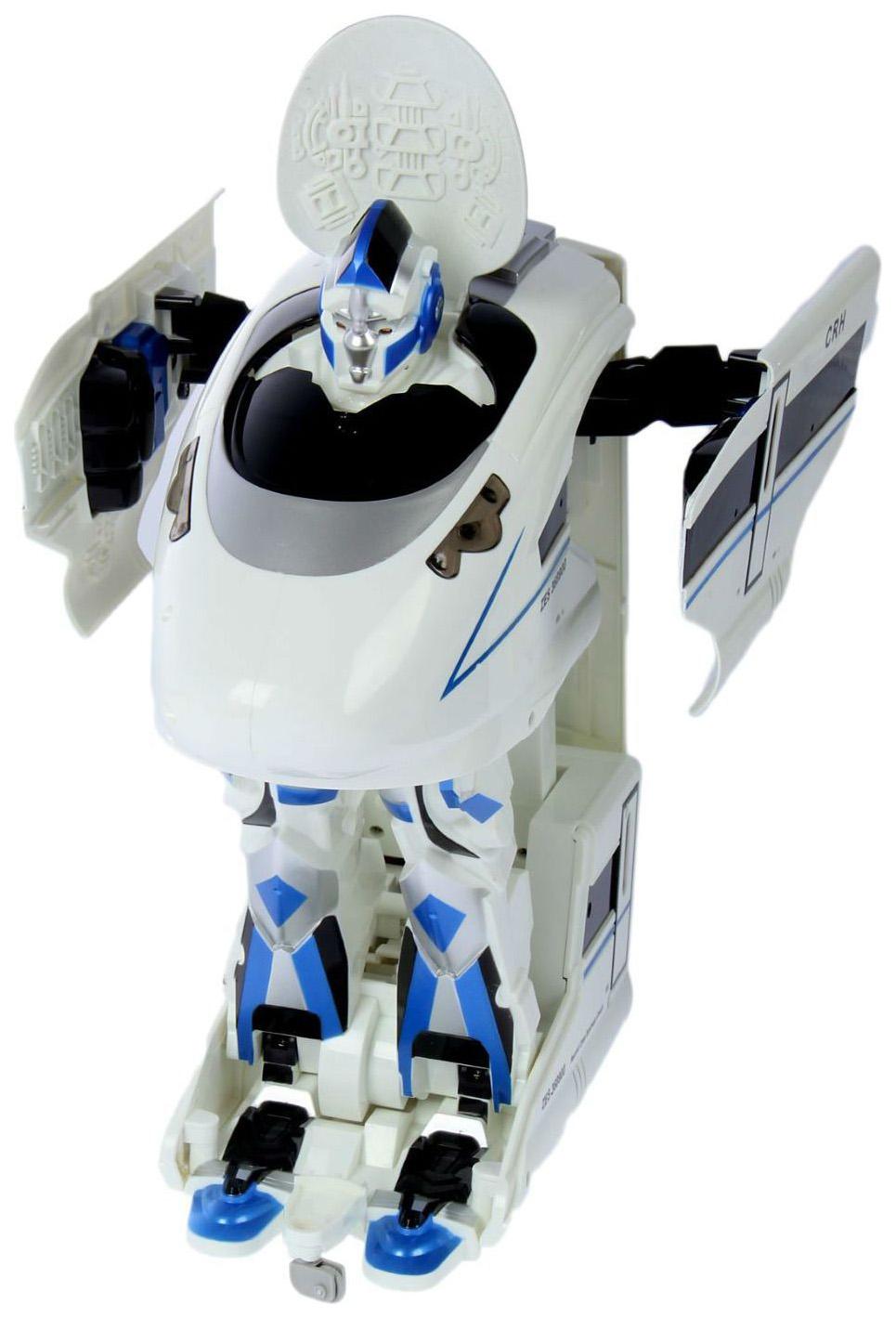 Купить Радиоуправляемый робот-трансформер Jia Qi Tainbot Velocity TT673, Радиоуправляемые роботы