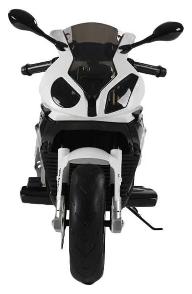 Купить Детский электромотоцикл Jiajia BMW S1000PR JT528-black Черный, Электромотоциклы детские