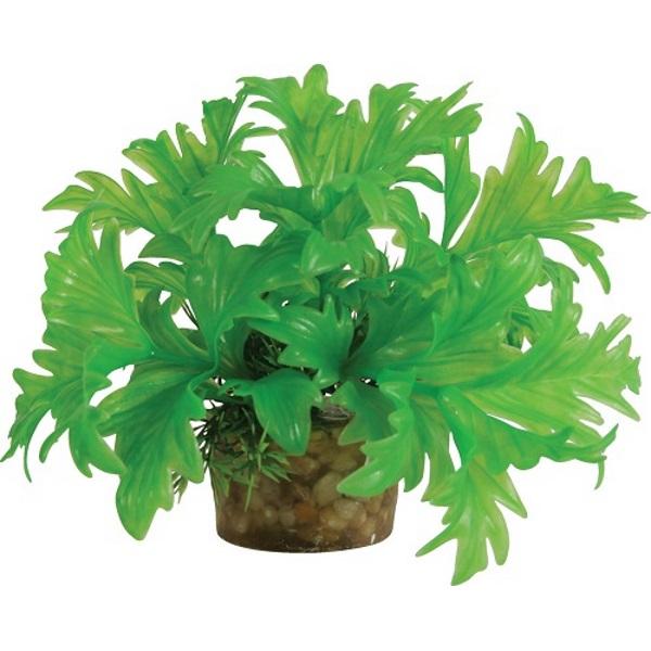 Растение для аквариумов ZOLUX пластиковое в грунте