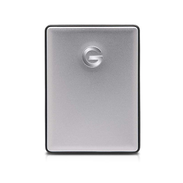 Внешний диск HDD G-Technology Drive Mobile 1TB Grey (0G10265)