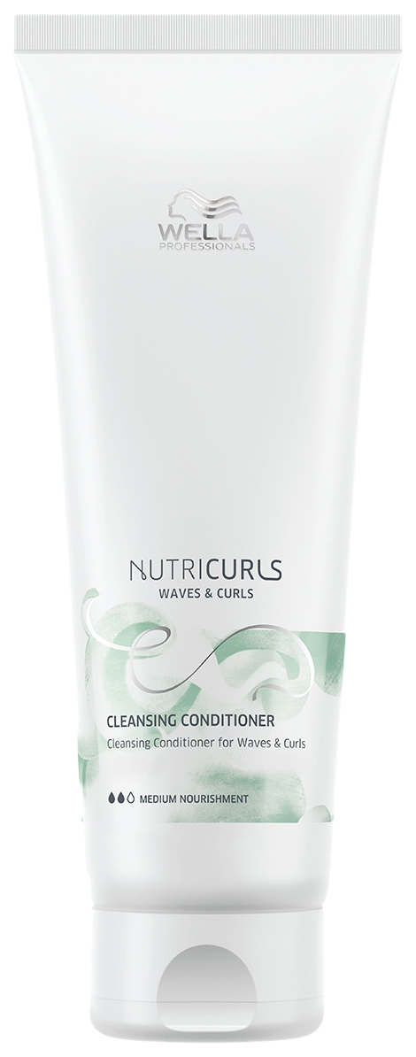 Кондиционер Wella Professionals Nutricurls Waves #and# Curls Cleansing Conditioner