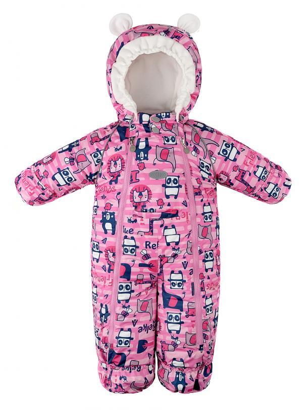 Комбинезон детский Reike  pink, 62 40(20)