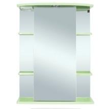 Зеркальный шкаф для ванной Orange Кларис 55 Kl-55ZSL