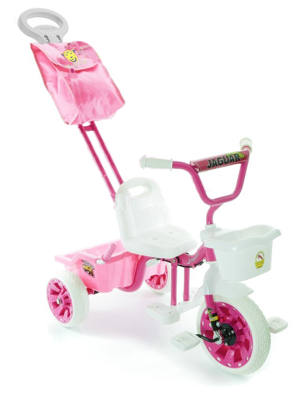 Велосипед детский Jaguar MS 0569 розовый NEW