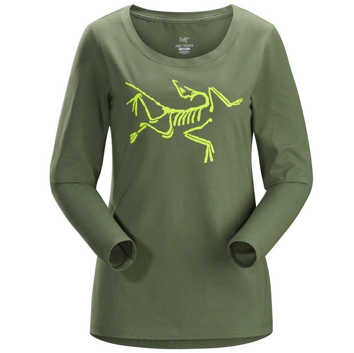 Лонгслив женский Arcteryx Archaeopteryx LS T Shirt,