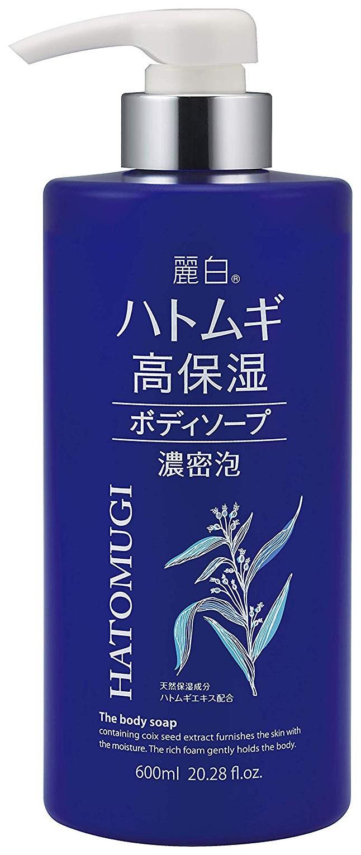 Жидкое мыло Kumano Cosmetics Urarashiro Hatomugi