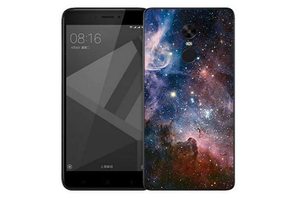 Чехол Gosso Cases для Xiaomi Redmi Note 4X «Космос»