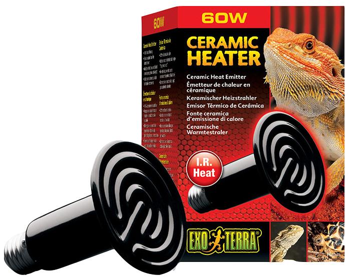 Обогреватель для террариума Exo Terra Ceramic Heater