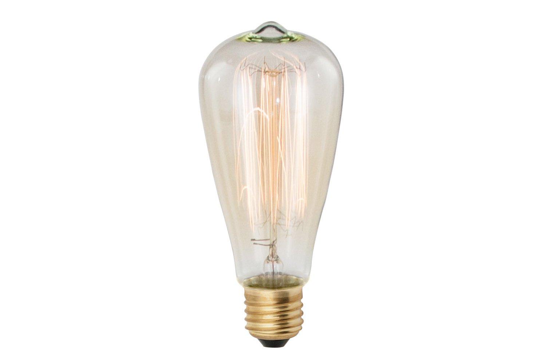 Лампа накаливания (UL 00000482) E27 60W груша