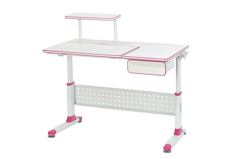 Купить Стол детский RIFFORMA Comfort-34 розовый, Hoff, Детские столики