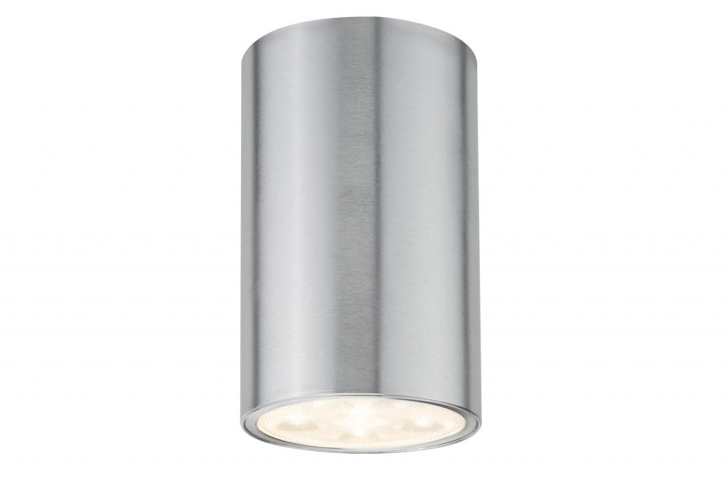 Светильник накладной Premium ABL Barrel rund LED 6W alu elox 92547