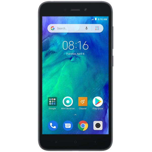 Смартфон Xiaomi Redmi Go 16Gb Black