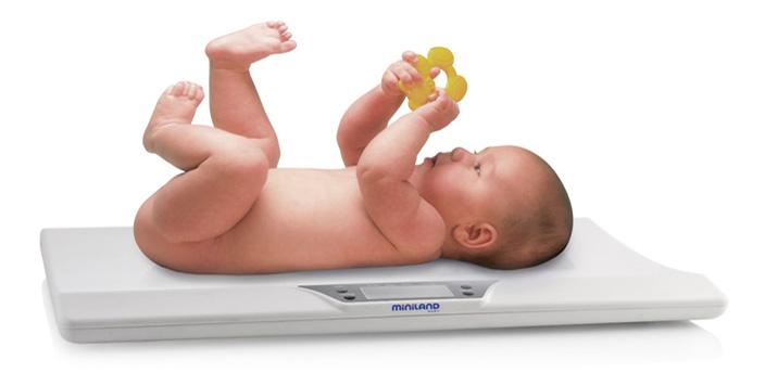Купить Электронные весы emyscale, Miniland, Детские весы
