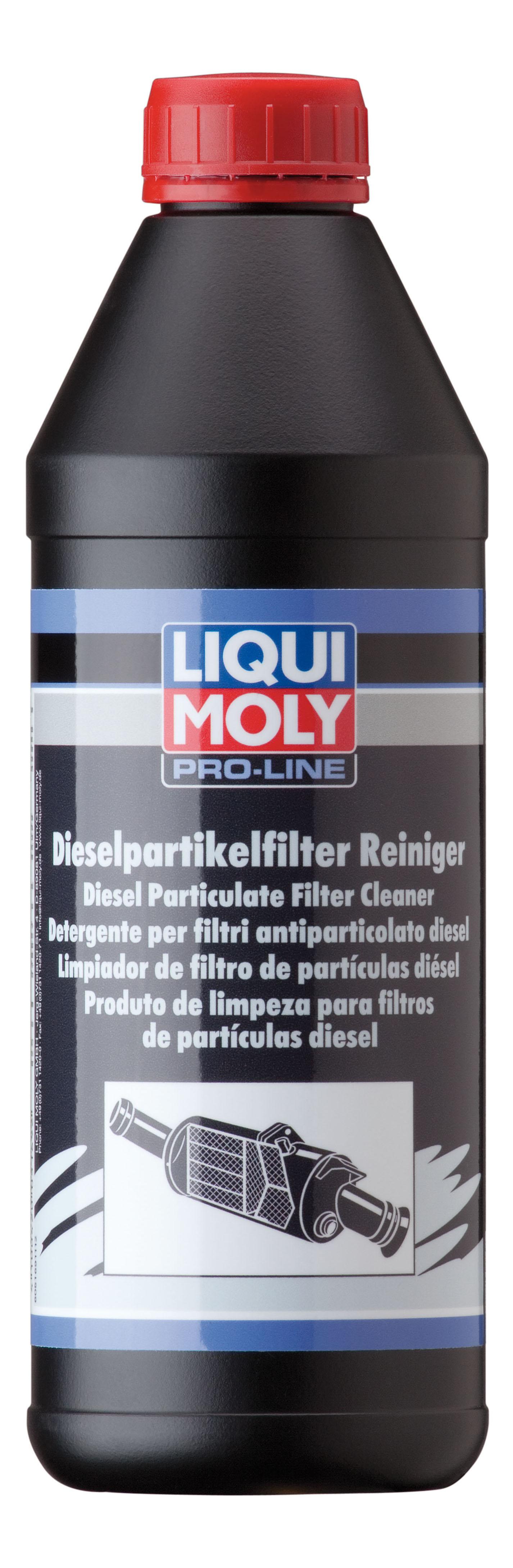 LIQUI MOLY PRO-LINE DIESEL PARTIKELFILTER REINIGER