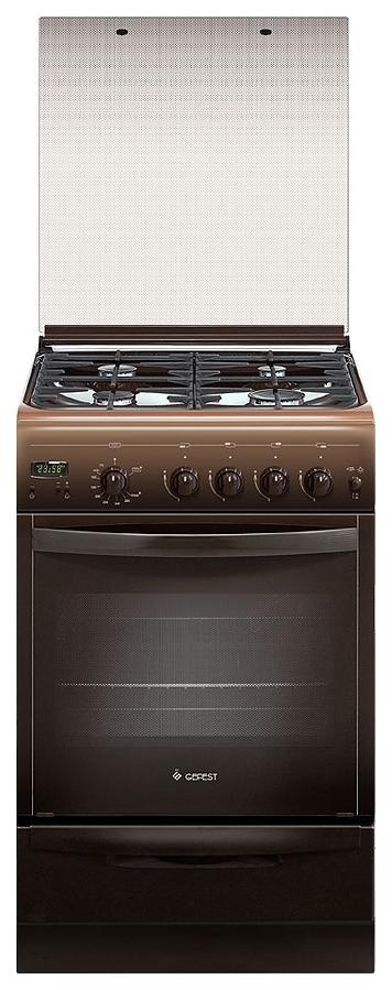 Газовая плита GEFEST ПГ 5100-04 0003 Brown