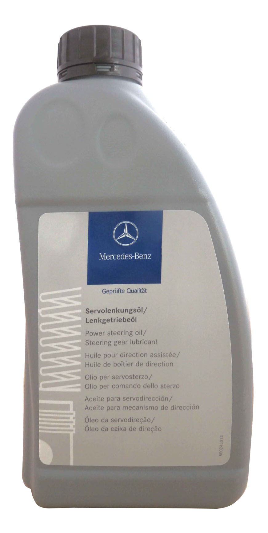 Гидравлическое масло Mercedes Benz 1л A000989880310