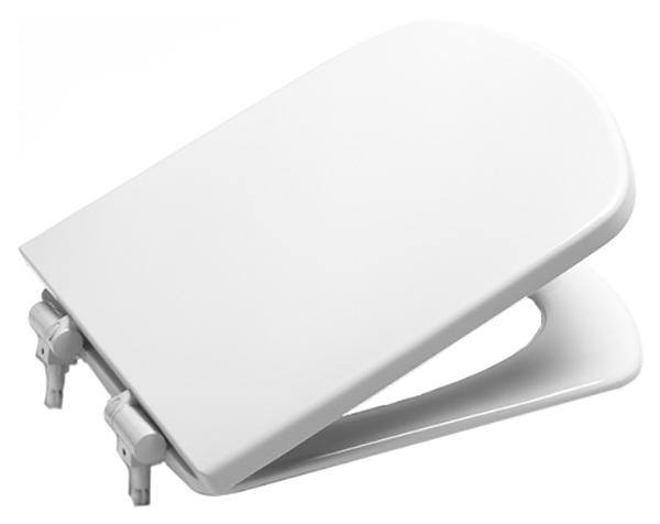 Сиденье с крышкой для унитаза Roca Dama Senso 7801511004, белый