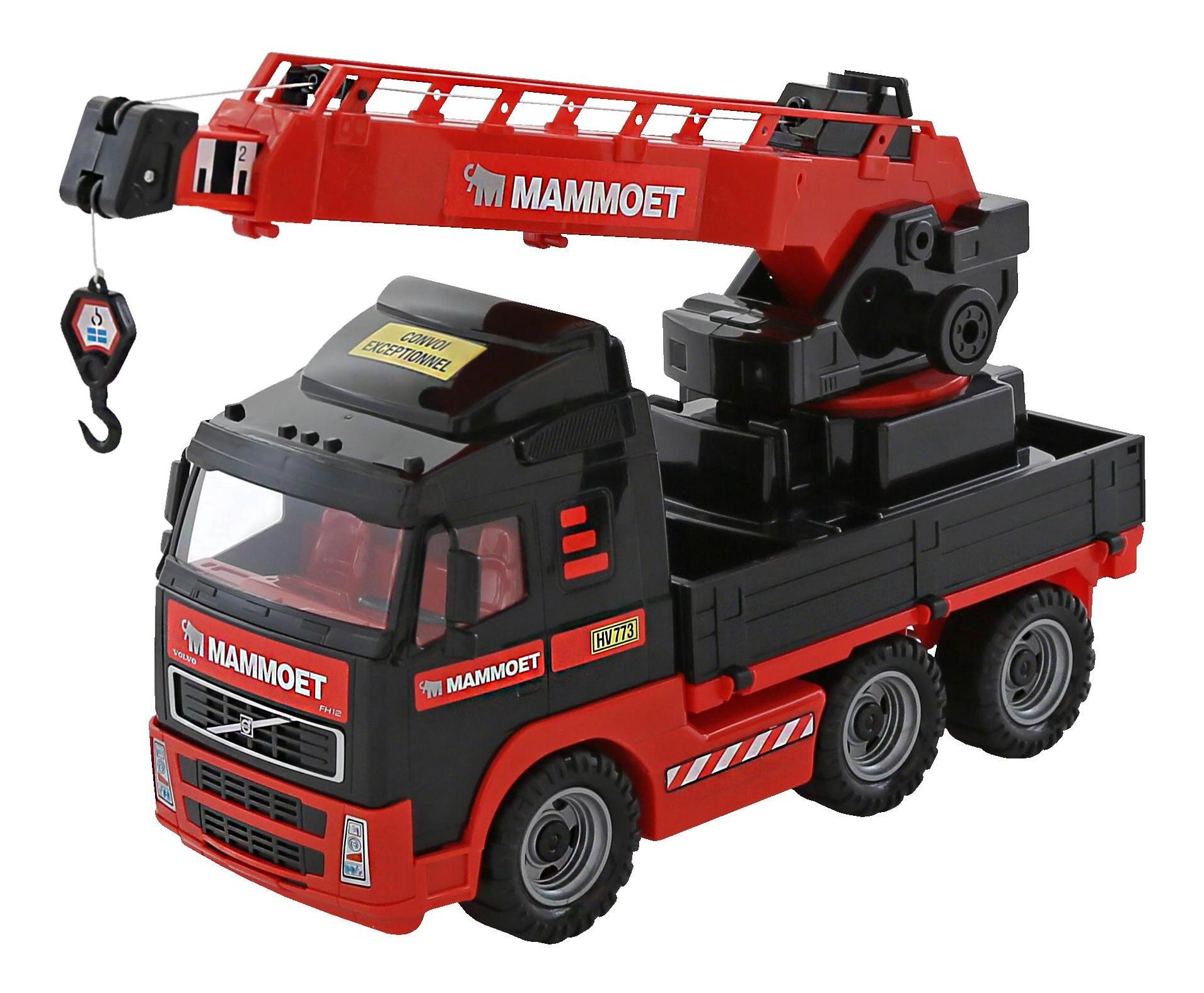 Купить Автомобиль-Кран Полесье Mammoet Volvo 56979, Строительная техника