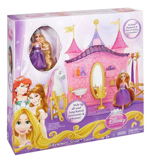 Кукла Disney Princess создай прическу