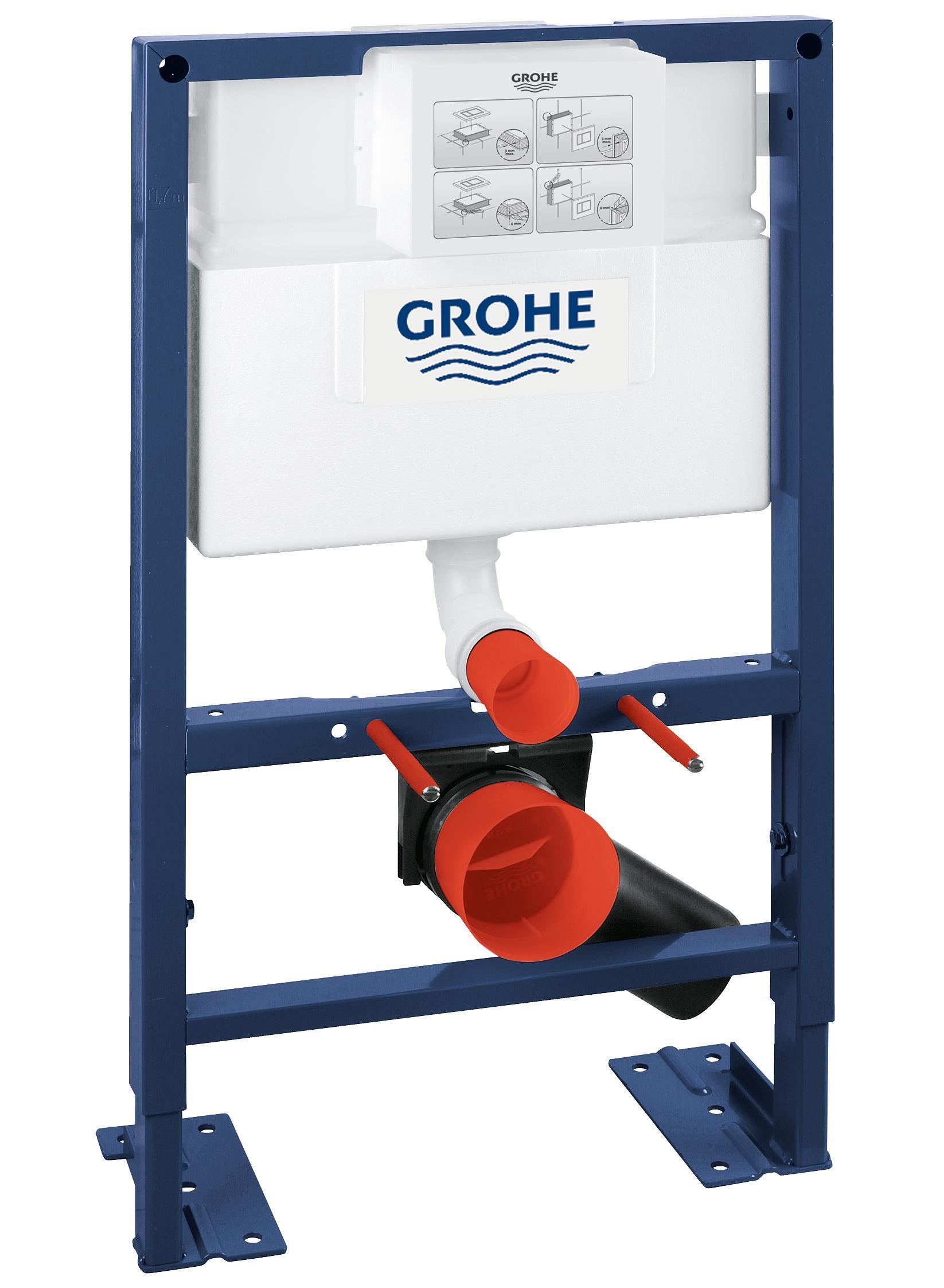 Система инсталляции для унитаза GROHE Rapid SL (0,82 м)
