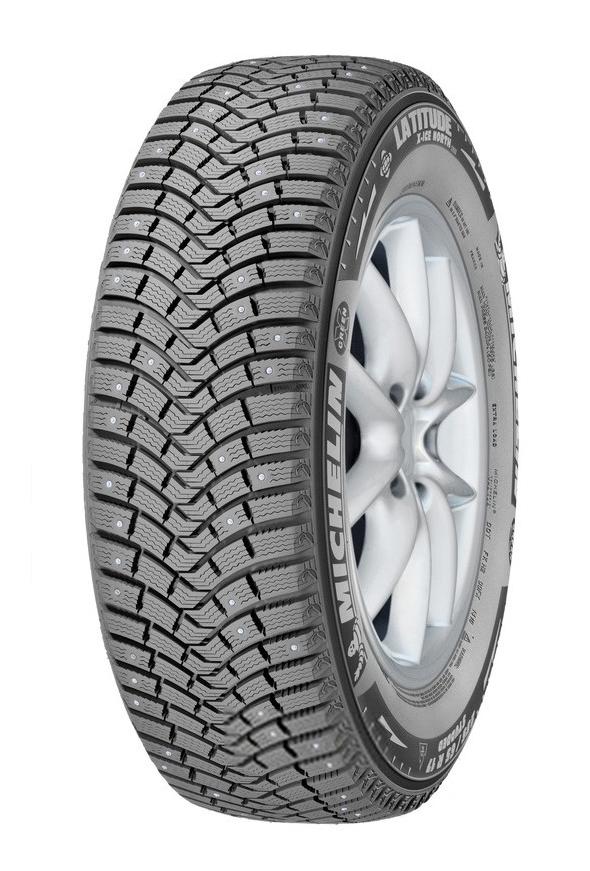 Шины Michelin Latitude X-Ice North LXIN2+ 255/55 R18 109T XL фото