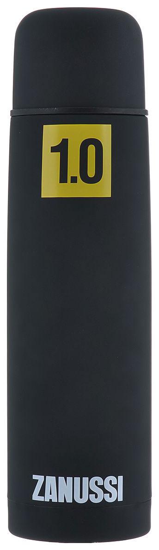 Термос Zanussi Cervinia 1 л черный