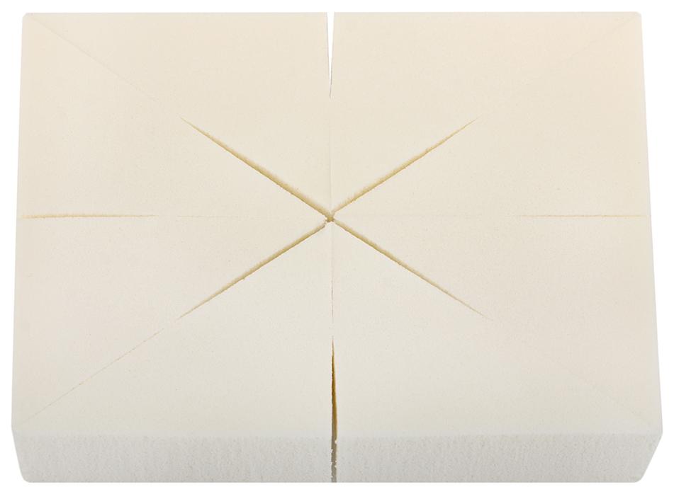 Спонж для макияжа LIMONI 8 шт Треугольные