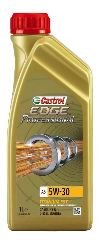 Моторное масло Castrol Edge Professional 5W-30 A5 1л