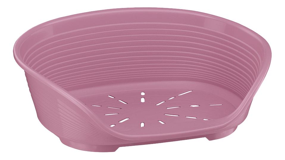 Лежанка для собак Ferplast 36x49x17.5см розовый, Лежак для животных 0125106004