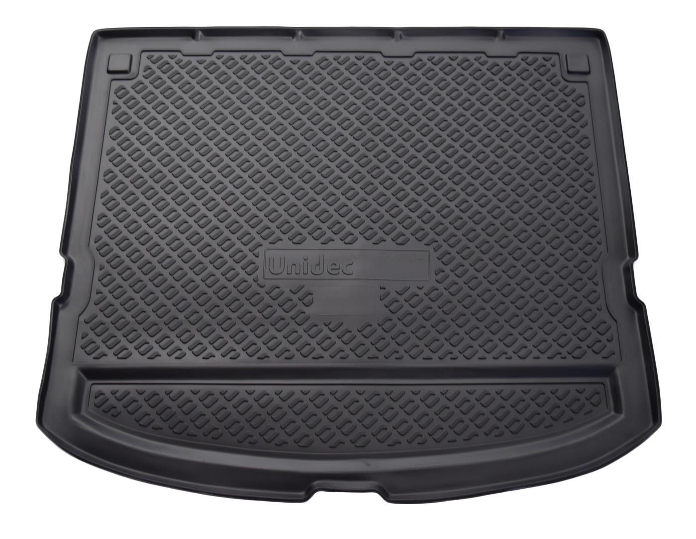 Коврик в багажник автомобиля для KIA Norplast (NPL-P-43-04)