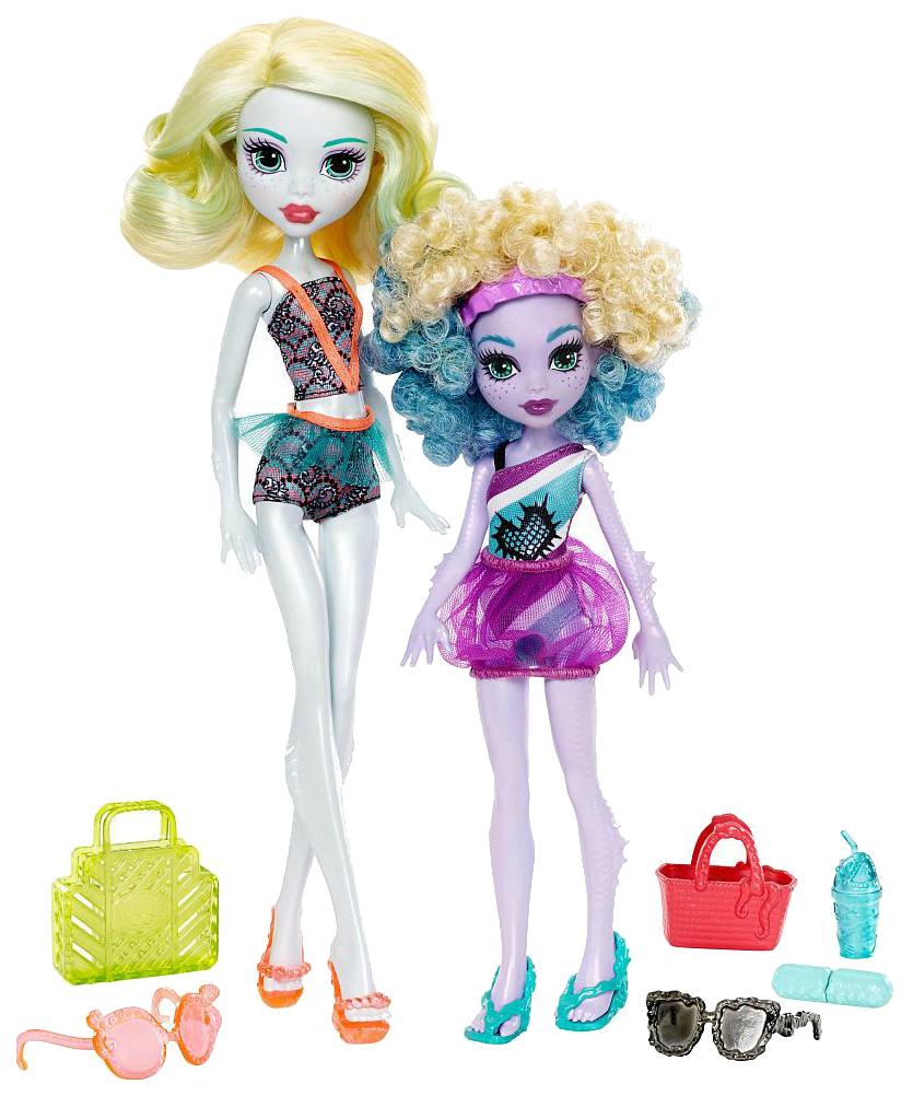 Купить Фигурка Monster High семья Монстриков, Куклы Monster High