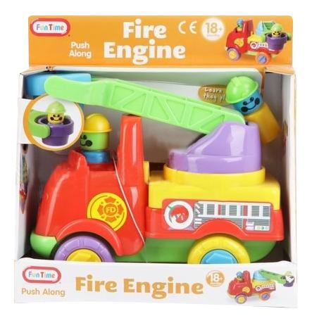 Купить Игровой набор Fun Time Пожарная машина, Игровые наборы