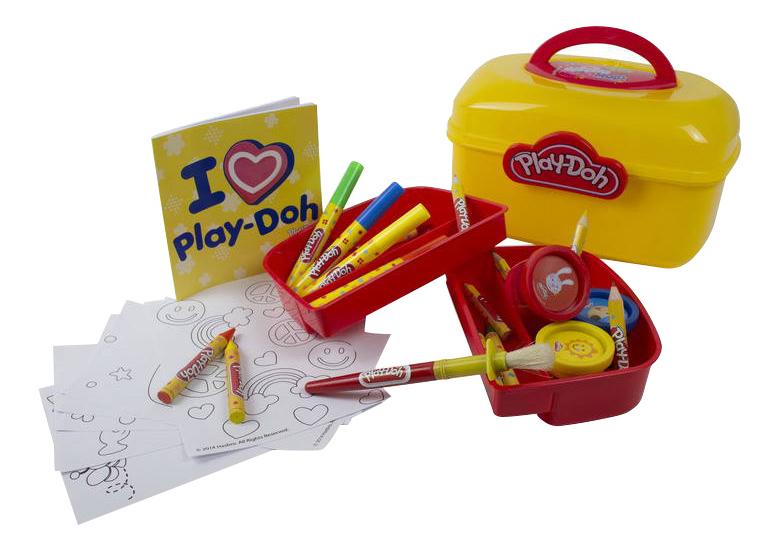 Набор для рисования Play Doh Сундучок художника