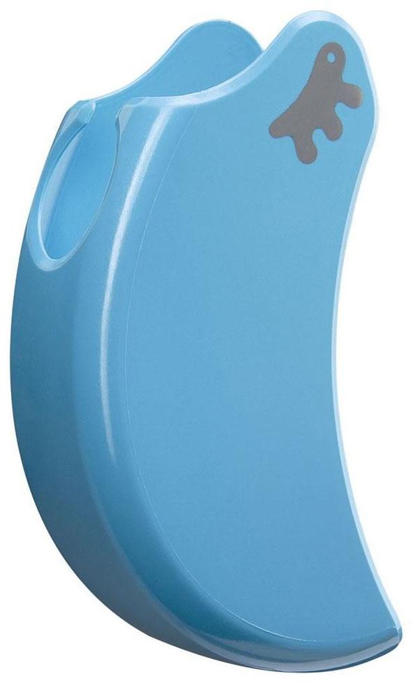 Сменная крышка корпуса FERPLAST к рулетке Amigo Medium, голубая