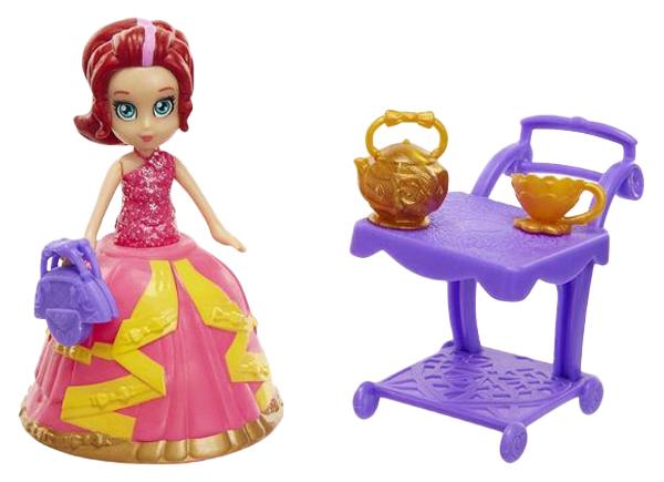 Купить Кукла Jakks Pacific Cuppatinis Mocha Lisa с аксессуарами Т10610-lisa, Классические куклы