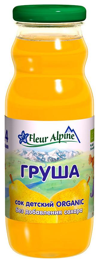 Сок Fleur Alpine Organic Груша с