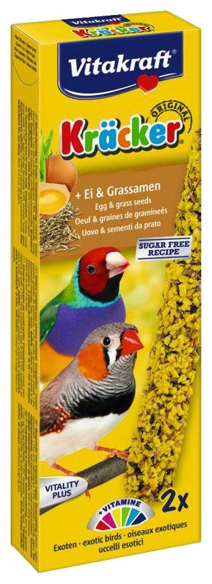 Лакомство для птиц Vitakraft, яйцо, 2шт