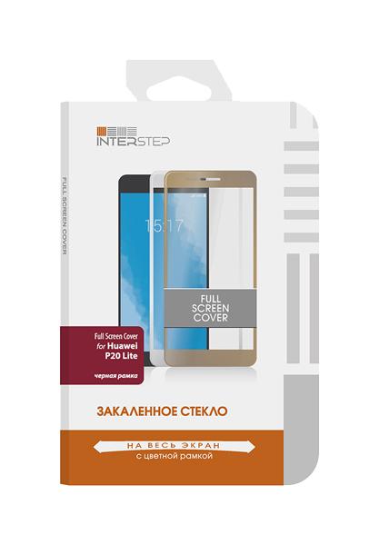 Защитное стекло InterStep для Huawei P20 Lite
