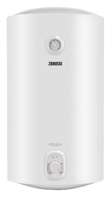 Водонагреватель накопительный Zanussi Orfeus DH ZWH/S 50 white