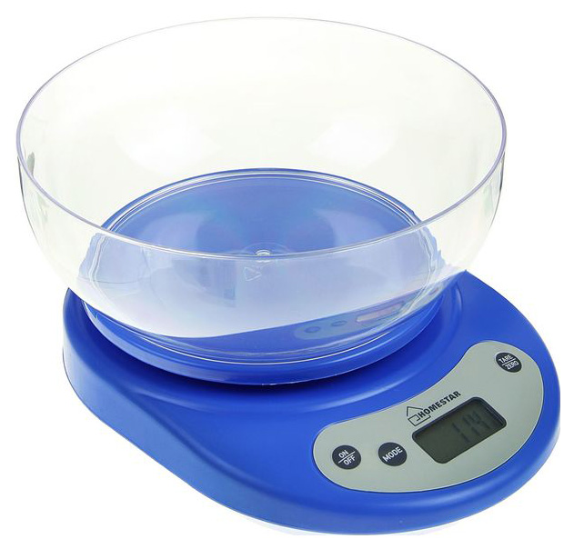 Весы кухонные Homestar HS-3001 Lilac