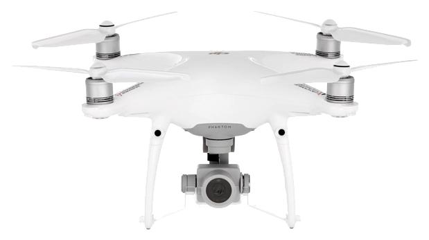 Квадрокоптер DJI Phantom 4 Pro V2.0 White