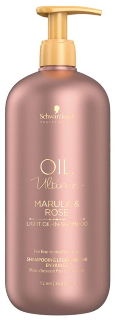 Купить Шампунь Schwarzkopf Oil Ultime lignt-Oil-in-Shampoo, Schwarzkopf Professional
